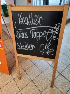 Read more about the article Dicke Rippen in Gotha hat nicht jeder