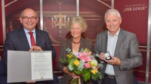 """Read more about the article """"Gotha-Medaille"""" für Dr. Wolfgang Steguweit"""